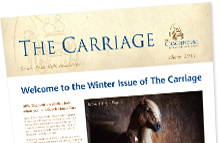 Coach House Vets Newsletter